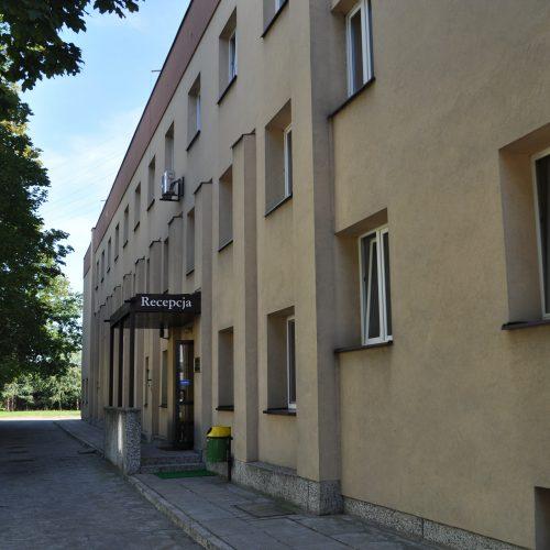 Na sprzedaż działający hotel w Warszawie